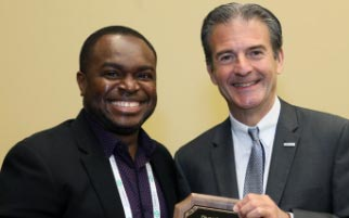 Safar Center Fellow Onome Oghifobibi Wins Pediatric Academic Society Travel Award