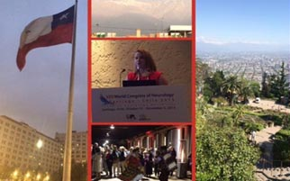 Dr. Corina Bondi Awarded Young Investigator Travel Award for World Congress of Neurology in Santiago, Chile