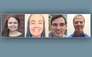 Four SCRR trainees Receive Highly Competitive Society for Neuroscience Travel Awards