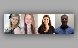 Onward and Upward for the Kline Lab's Young Trainees
