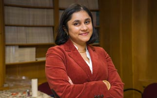 Dr. Ruchira Jha Receives Allen Humphrey Excellence in Mentoring Award, and UPP Foundation Grant