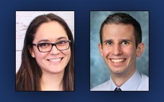 Elizabeth Castellano, PhD and Jeremy Herrmann, MD, Selected as Safar Center T32 Fellows